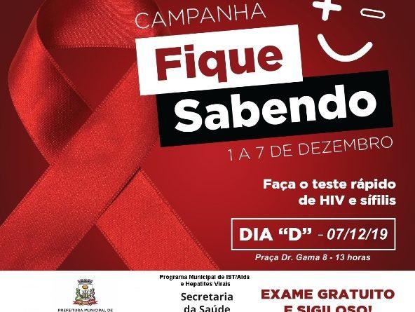 abreaides 592x445 - FIQUE SABENDO: Postos de Saúde realizam 12ª Campanha Estadual de IST/Aids e Hepatites virais