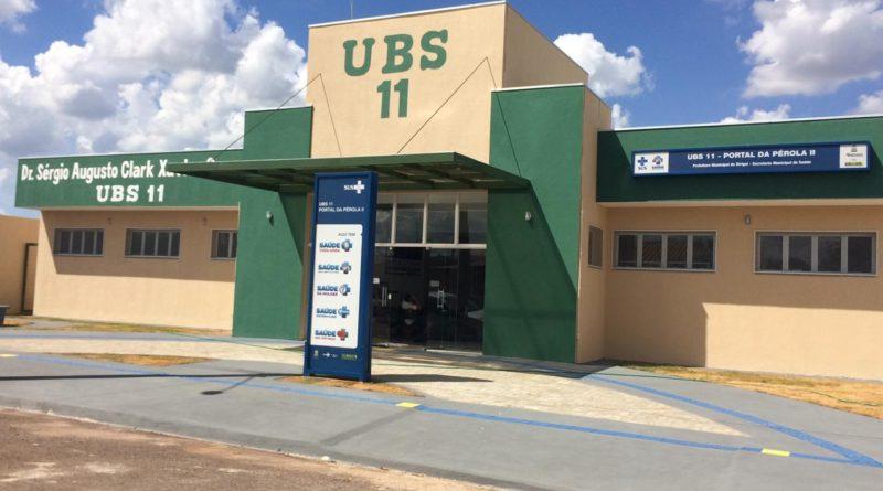 frente1 800x445 - Prefeitura inaugura nova UBS no Portal 2