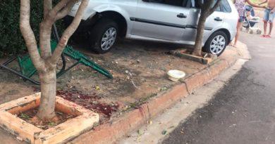 IMG 20200102 WA0009 390x205 - Homem é atropelado em calçada de casa no Monte Líbano