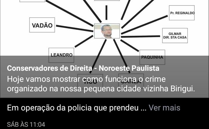 IMG 20200119 132251 1 720x445 - Caso OS/Santa Casa: após ter nome citado em página na rede social, prefeito de Birigui diz que irá procurar a Polícia Federal