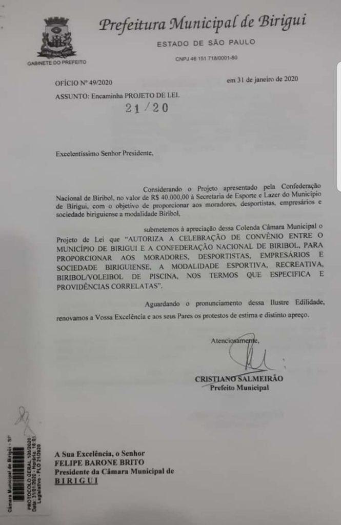 FB IMG 1582247785491 665x1024 - Munícipes criticam gastos da Prefeitura de Birigui com evento esportivo