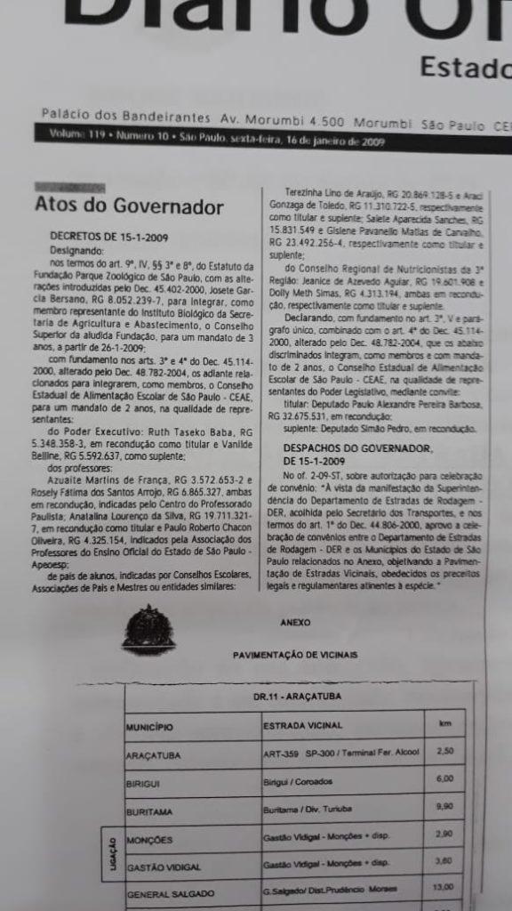 IMG 20200217 WA0050 576x1024 - Moradores cobram asfalto na vicinal Moinho/Goulart (SP-461)