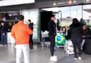 Cerca de 30 brasileiros aguardam repatriação no aeroporto de Lisboa