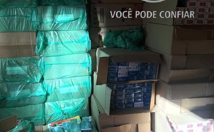 FB IMG 1594459957926 720x445 - Homem é preso com 34 mil cigarros contrabandeados no centro de Birigui