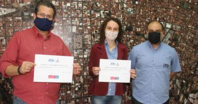 ITB doa R$ 66 mil para fundos sociais do município
