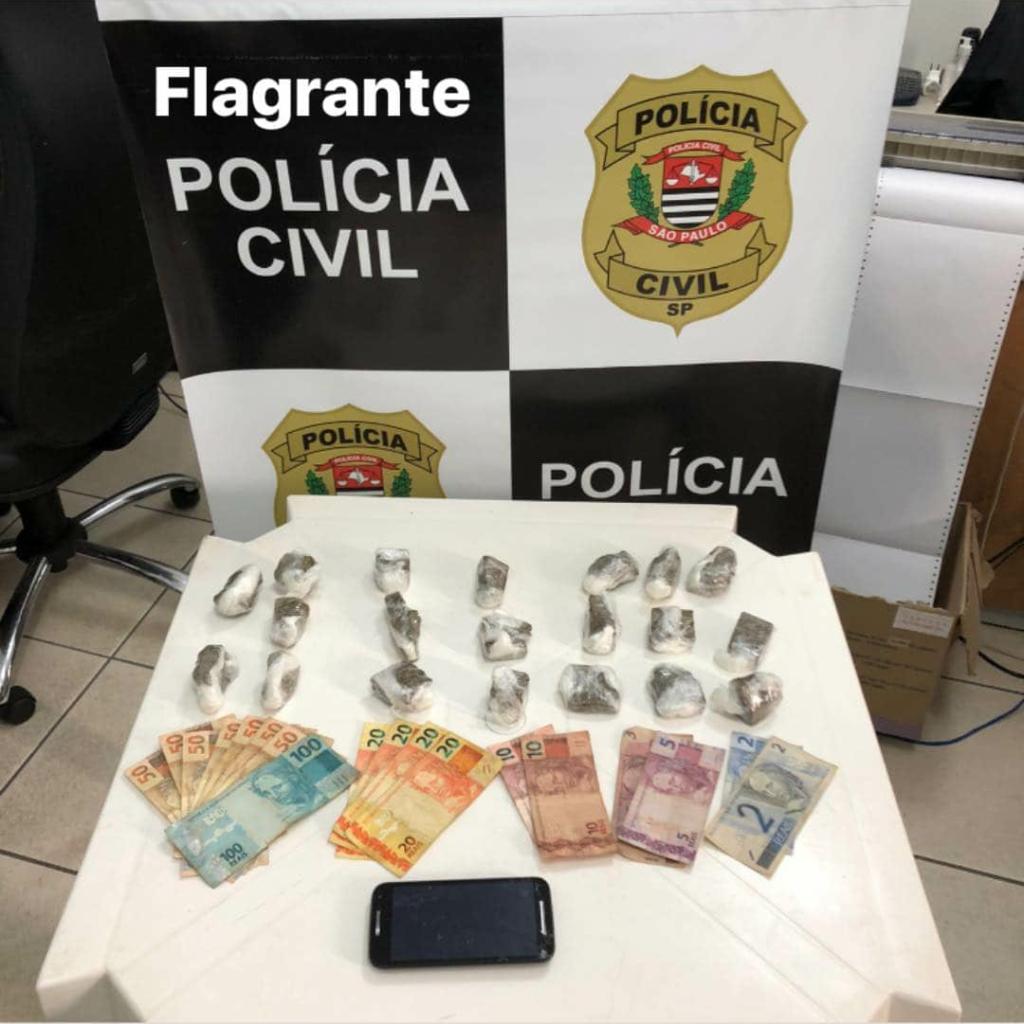 IMG 20200723 203103 1024x1024 - Policia Civil de Birigui prende acusado de tráfico no Jardim do Trevo
