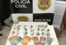 Policia Civil de Birigui prende acusado de tráfico no Jardim do Trevo