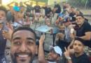 Gol contra: jogadores do Bandeirante são flagrados em churrasco com bebida alcóolica e aglomeração