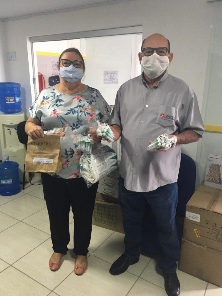 testes 768x1024 - Birigui recebe 1.000 testes RT-PCR para diagnóstico da covid-19