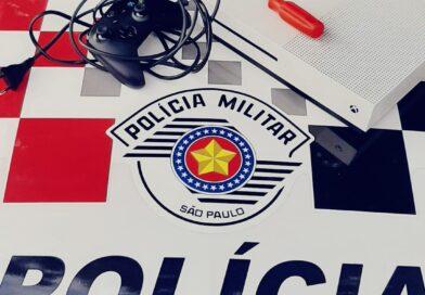 Três menores são detidos após furto a residência em Birigui