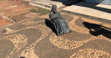 1606595188918 tumulo1 390x205 - Em três semanas, três furtos foram registrados no Cemitério Saudades, em Birigui