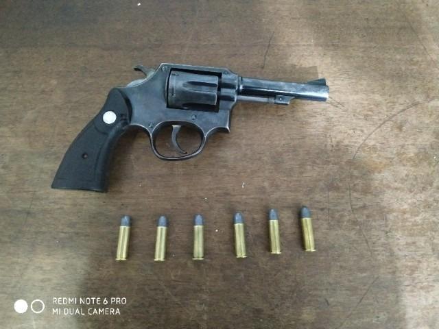 WhatsApp Image 2020 11 16 at 09.47.36 - PM apreende indivíduo por posse de arma de fogo em Birigui