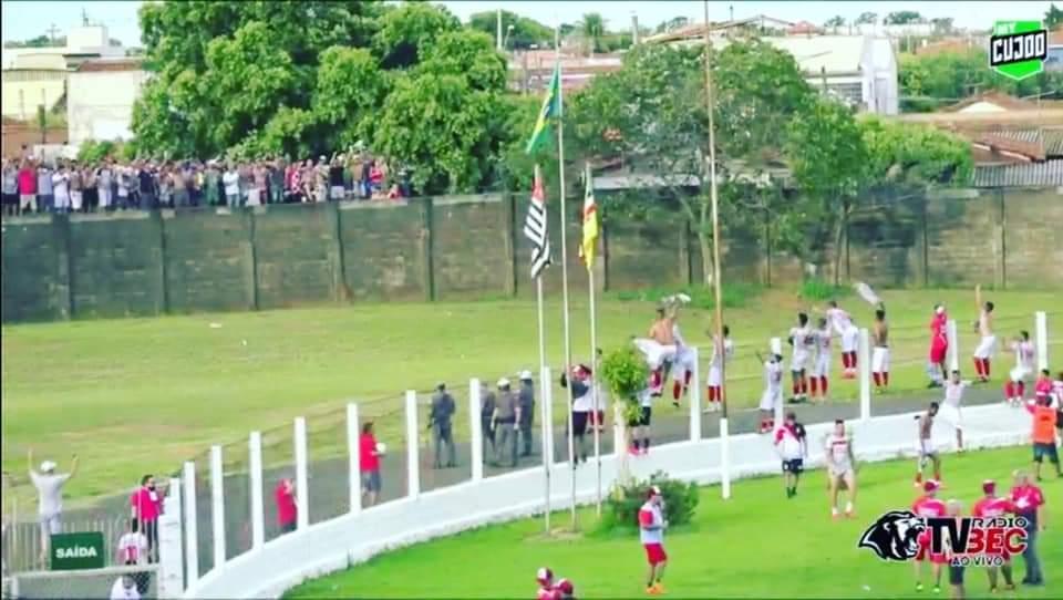 FB IMG 1607895394918 - BEC conquista acesso e está de volta a série A3 do Campeonato Paulista
