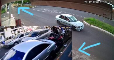 FB IMG 1608825276359 390x205 - Em Birigui, motoristas causam acidentes e fogem sem prestar socorro as vítimas