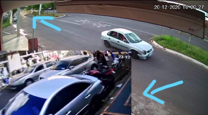 FB IMG 1608825276359 800x445 - Em Birigui, motoristas causam acidentes e fogem sem prestar socorro as vítimas