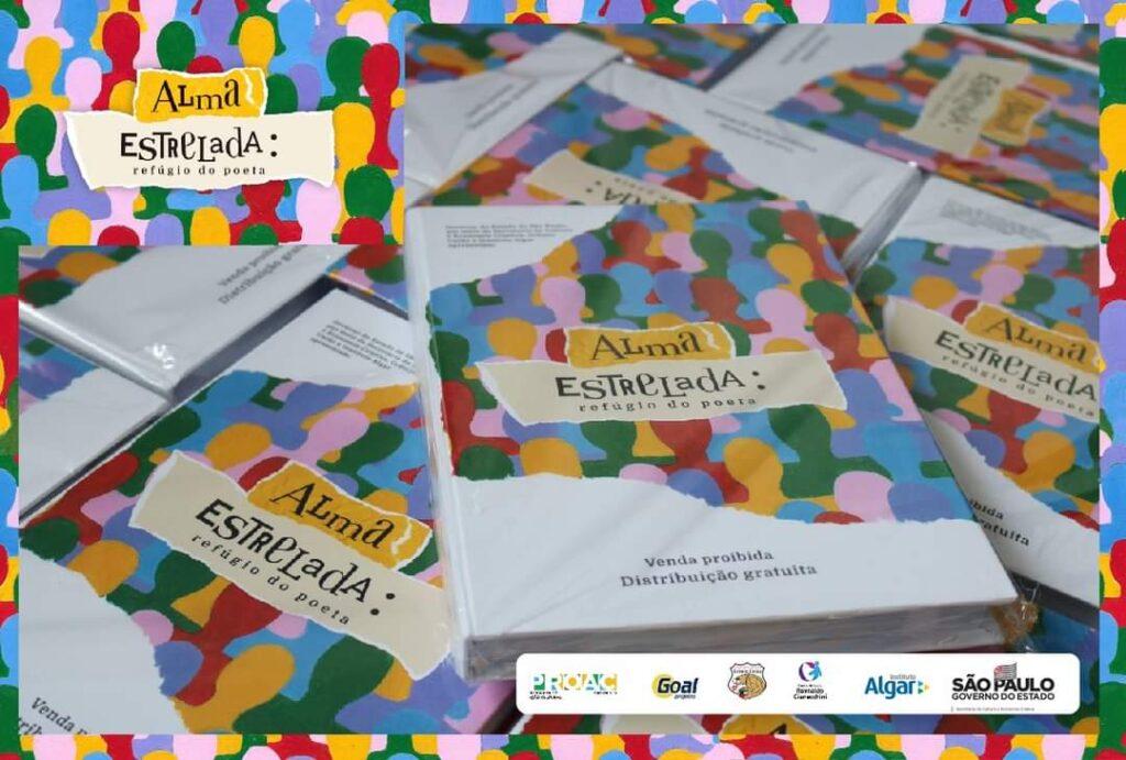 """FB IMG 1609159854862 1024x691 - Crianças e adolescentes de Birigui tem poemas publicados em livro """"Alma Estrelada: refúgio de um poeta"""""""