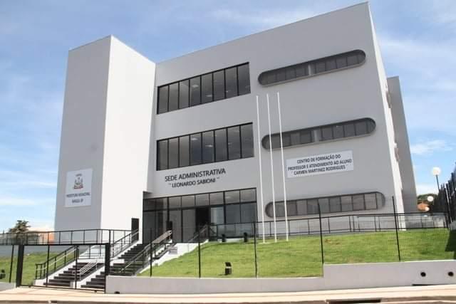 FB IMG 1609172429106 - UMA DÉCADA: após dez anos, Prefeitura de Birigui irá inaugurar Centro de Formação de Professores
