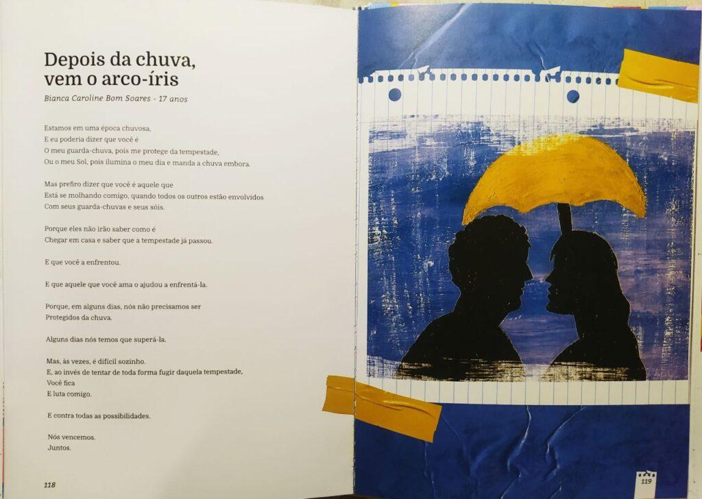 """IMG 20201220 WA0036 1024x728 - Crianças e adolescentes de Birigui tem poemas publicados em livro """"Alma Estrelada: refúgio de um poeta"""""""