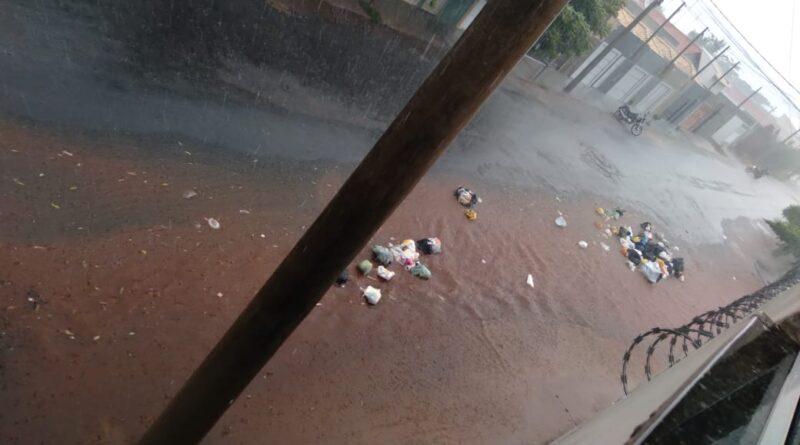 IMG 20201229 WA0005 800x445 - Atraso na coleta de lixo traz transtorno para moradores em Birigui