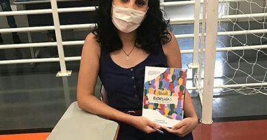 """IMG 20201228 133342 390x205 - Crianças e adolescentes de Birigui tem poemas publicados em livro """"Alma Estrelada: refúgio de um poeta"""""""