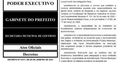 IMG 20210107 210009 390x205 - CRISE: sem dinheiro em caixa, prefeito de Birigui corta gastos e faz pagamento escalonado a servidores
