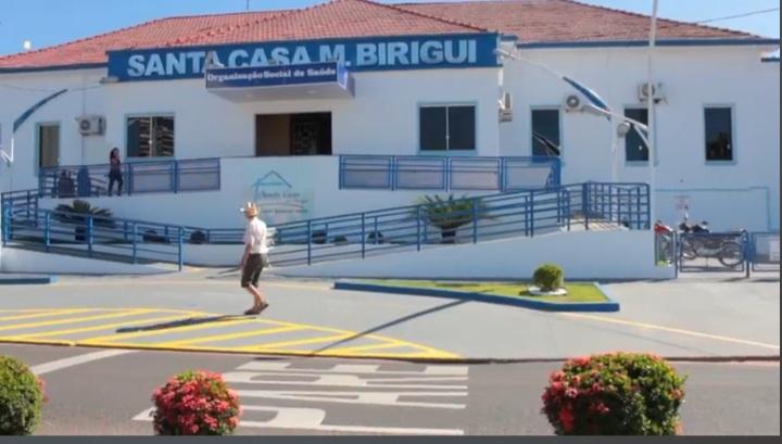 """20210225 231916 - Santa Casa de Birigui perde ação judicial onde acusava jornal de publicar """"fake news"""""""