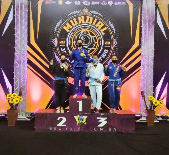 IMG 20210208 WA0002 - Atleta de Birigui se destaca em torneios mundiais de Jiu-Jitsu