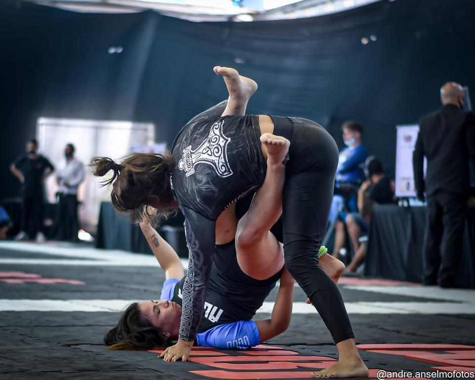 IMG 20210226 WA0056 - Atleta de Birigui se destaca em torneios mundiais de Jiu-Jitsu