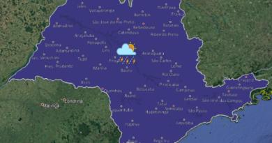 Mod 042 390x205 - Semana pode começar com chuva no interior paulista