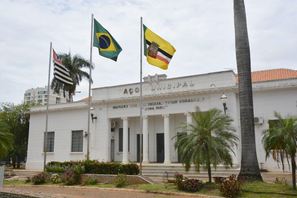 RAL2298 1024x683 - Antigo Paço Municipal se tornará patrimônio histórico e cultural de Birigui