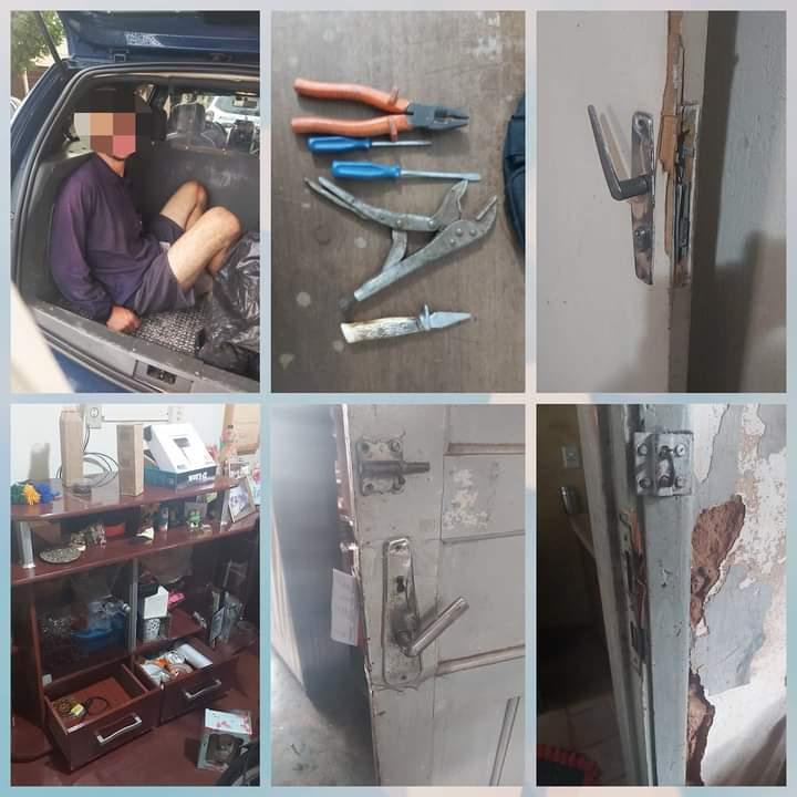 FB IMG 1617009983171 - Réu confesso em homicídio é preso por furto em Birigui