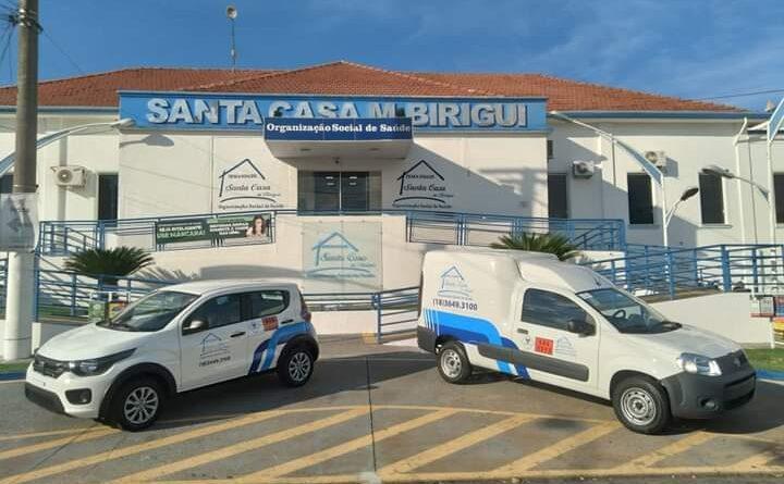 FB IMG 1617193478860 720x445 - Santa Casa de Birigui adquiri 2 veículos 0km para transportes de suprimentos hospitalares