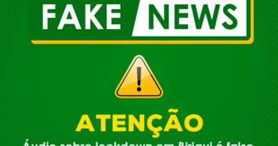 capa@fake news 390x205 - Prefeitura diz que áudio sobre lockdown é falso