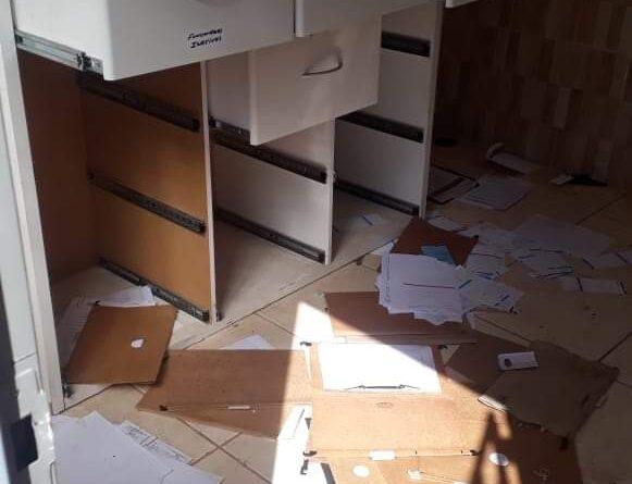 FB IMG 1624471240483 581x445 - Documentos encontrados em Birigui que podem estar relacionados a alvos na operação RAIO-X são encaminhados para Aracatuba