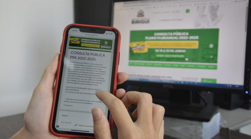 RAL5071 800x445 - Prefeitura de Birigui abre Consulta Pública para definir as prioridades do município nos próximos quatro anos