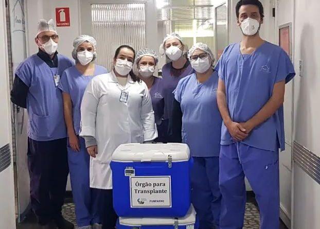 FB IMG 1625173659625 622x445 - Santa Casa de Birigui realiza segunda captação de órgãos do ano