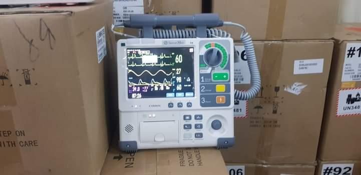 FB IMG 1626464416151 - Santa Casa de Birigui recebe mais de R$ 1,3 milhões em equipamentos hospitalares
